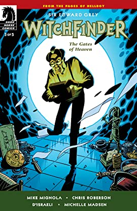 Witchfinder: The Gates of Heaven No.3