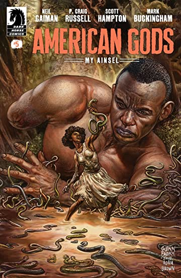 American Gods: My Ainsel No.5