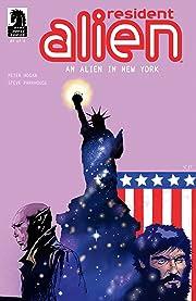 Resident Alien: An Alien in New York #4