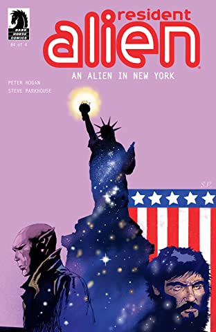 Resident Alien: An Alien in New York No.4