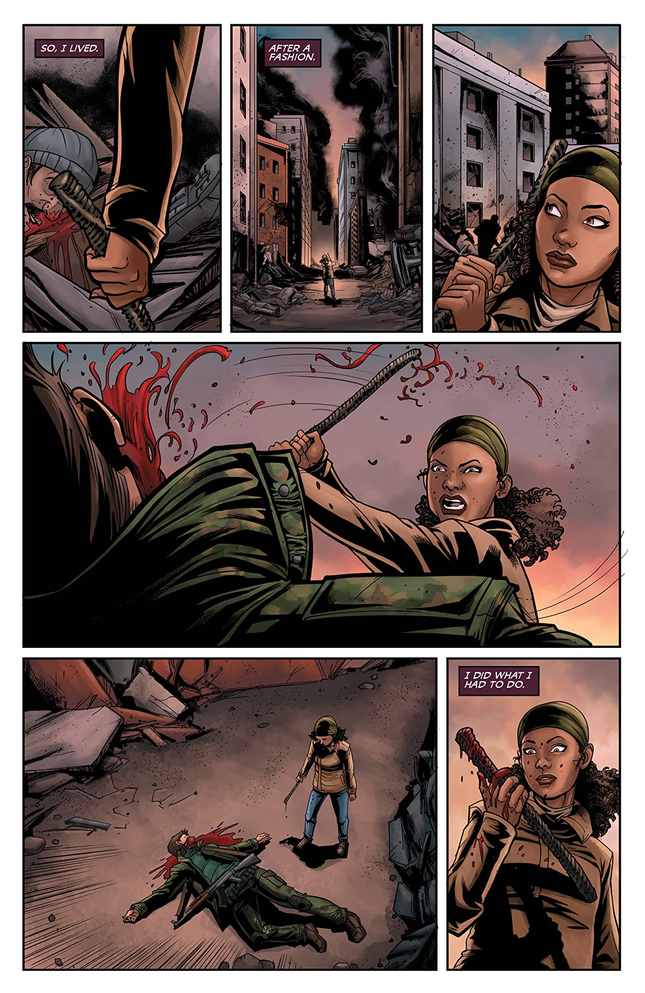 Tomb Raider: Inferno #2