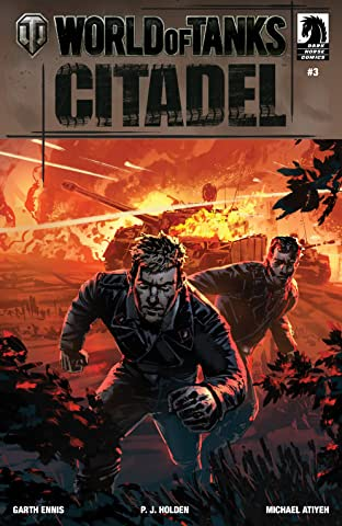 World of Tanks: Citadel No.3