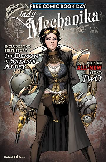Lady Mechanika: Free Comic Book Day 2018
