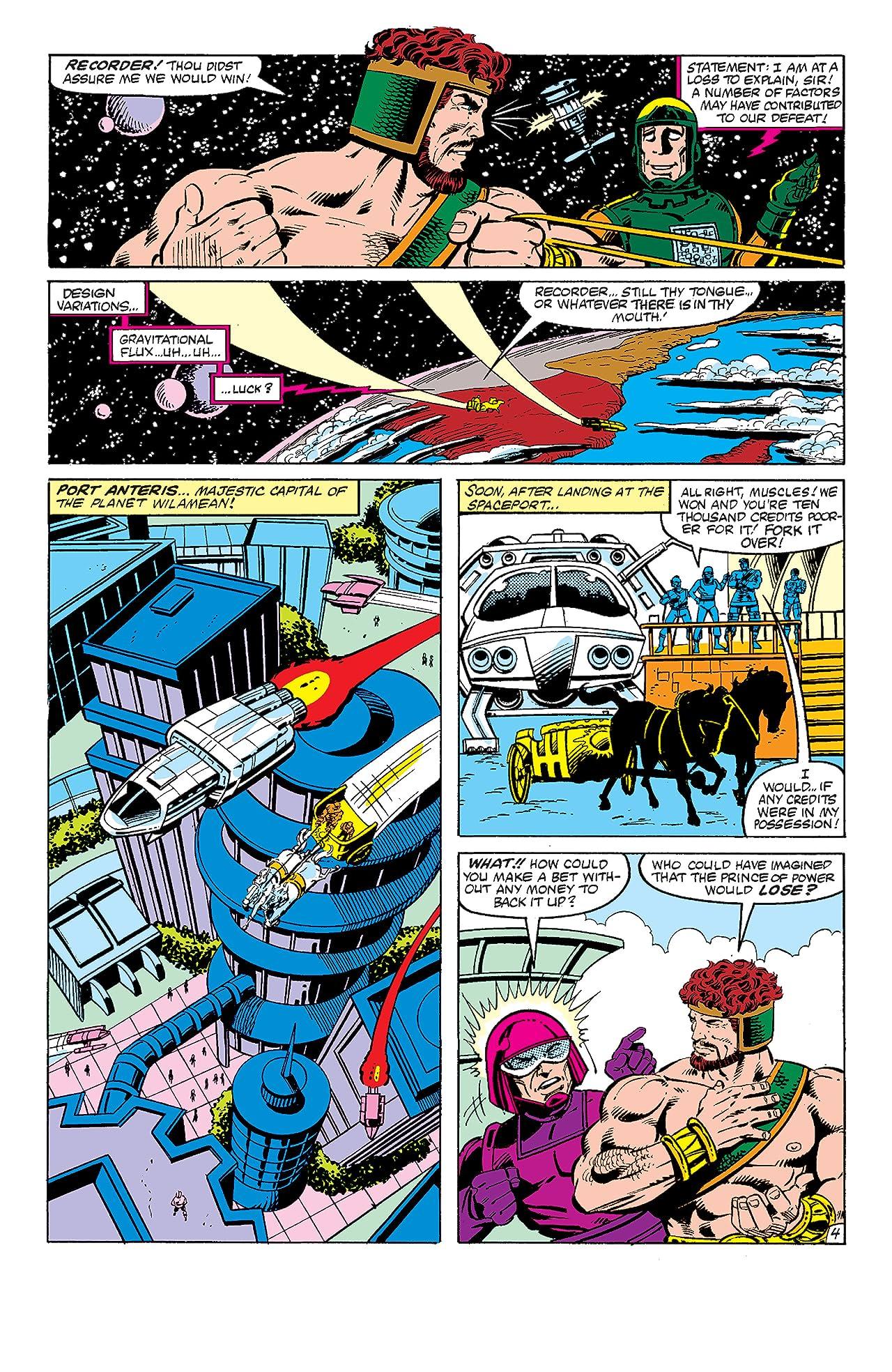 Hercules: Prince Of Power (1982) #2