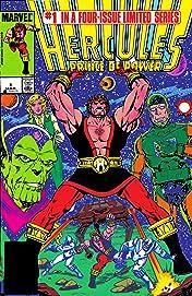 Hercules: Prince of Power (1984) #1