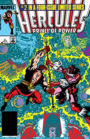 Hercules: Prince of Power (1984) #2