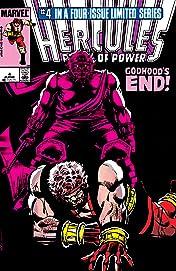 Hercules: Prince of Power (1984) #4