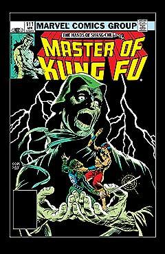 Master of Kung fu (1974-1983) #111