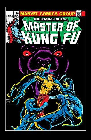 Master of Kung fu (1974-1983) #113