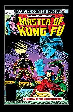 Master of Kung fu (1974-1983) #114