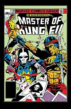 Master of Kung fu (1974-1983) #115