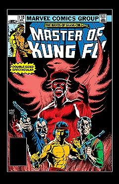 Master of Kung fu (1974-1983) #118