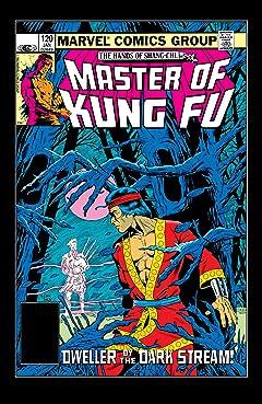 Master of Kung fu (1974-1983) #120
