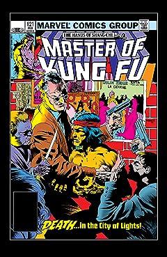 Master of Kung fu (1974-1983) #121