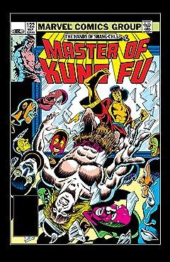 Master of Kung fu (1974-1983) #122