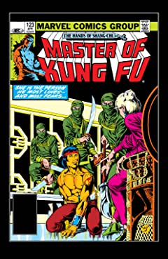 Master of Kung fu (1974-1983) #123