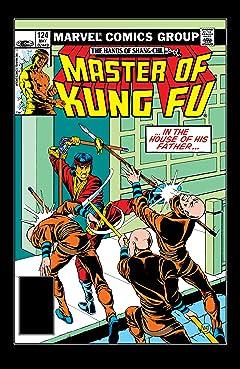 Master of Kung fu (1974-1983) #124