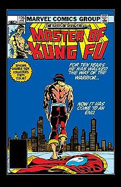 Master of Kung fu (1974-1983) #125