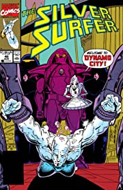 Silver Surfer (1987-1998) #40