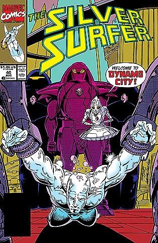 Silver Surfer (1987-1998) #40
