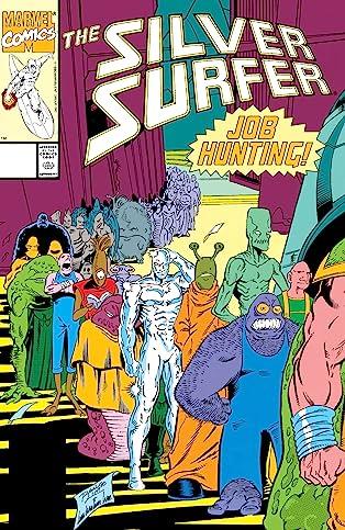 Silver Surfer (1987-1998) #41