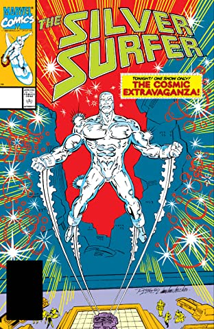 Silver Surfer (1987-1998) #42