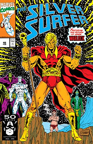Silver Surfer (1987-1998) #46