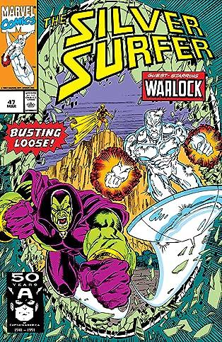 Silver Surfer (1987-1998) #47