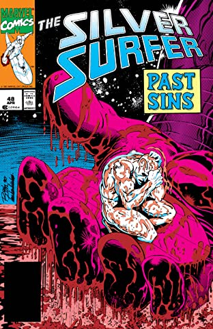 Silver Surfer (1987-1998) #48
