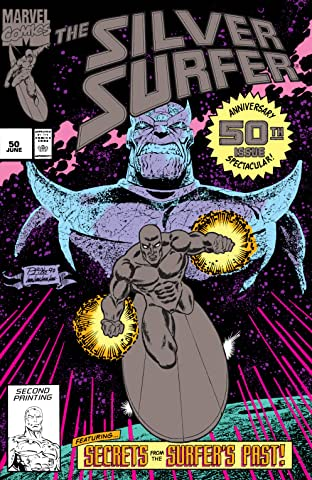 Silver Surfer (1987-1998) #50