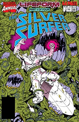 Silver Surfer (1987-1998) Annual #3
