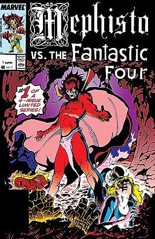 Mephisto Vs. The Fantastic Four (1987) #1