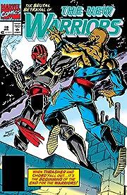 New Warriors (1990-1996) #18