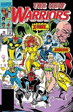 New Warriors (1990-1996) #19