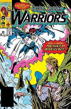 New Warriors (1990-1996) #20