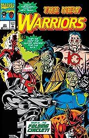 New Warriors (1990-1996) #21
