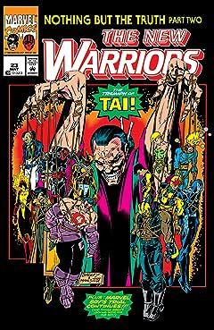 New Warriors (1990-1996) #23