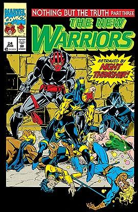 New Warriors (1990-1996) #24