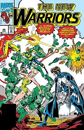 New Warriors (1990-1996) #26