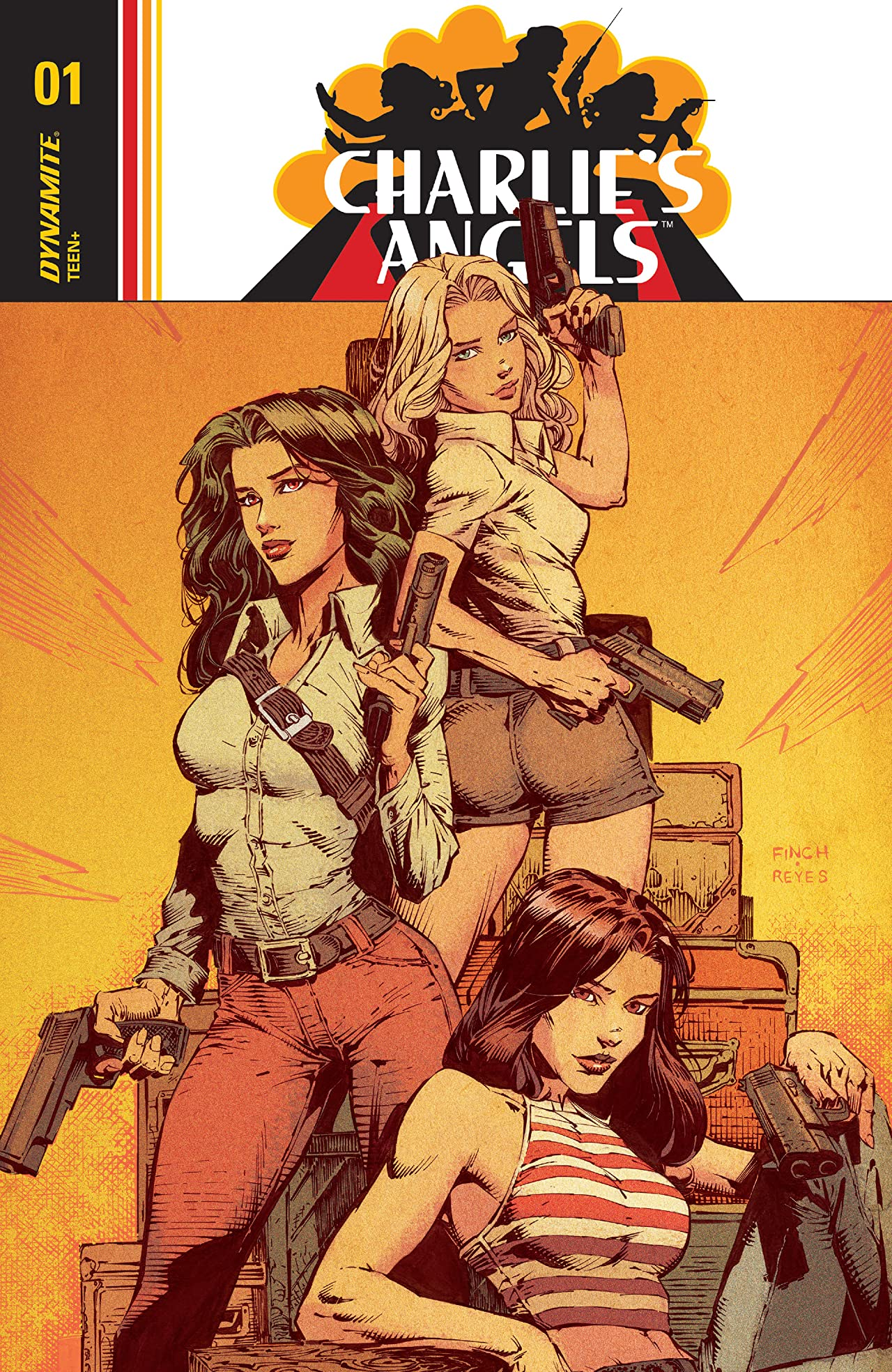 Charlie's Angels #1