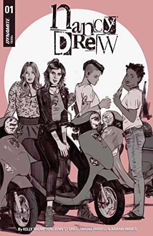 Nancy Drew No.1
