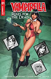Vampirella: Roses For The Dead #1