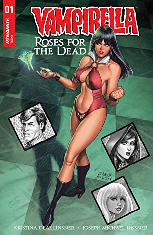 Vampirella: Roses For The Dead No.1