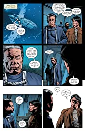 Battlestar Galactica Vs. Battlestar Galactica #6
