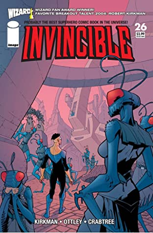 Invincible No.26