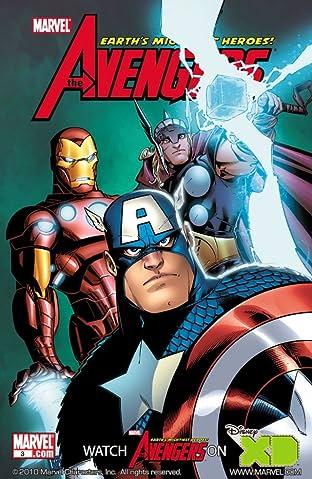 Avengers: Earth's Mightiest Heroes (2010) No.3 (sur 4)