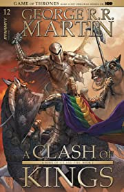 George R.R. Martin's A Clash Of Kings: The Comic Book #12