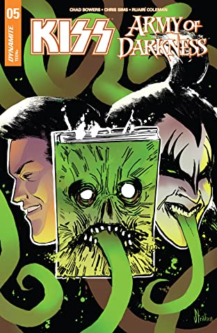 Kiss/Army Of Darkness No.5