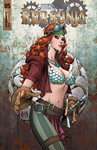 Legenderry: Red Sonja No.5