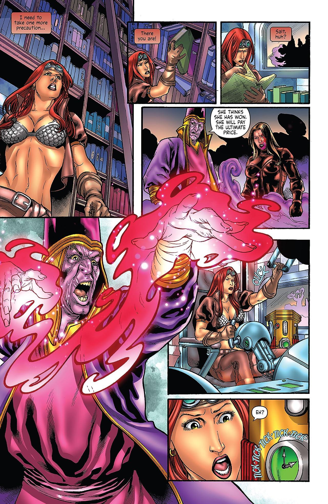 Legenderry: Red Sonja #5